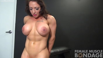 Muscular Women Big Tits