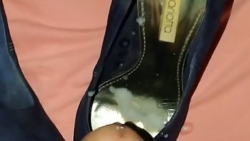 Shoejob Cumshot Feet