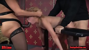 Diaper Blonde Blowjob Threesome