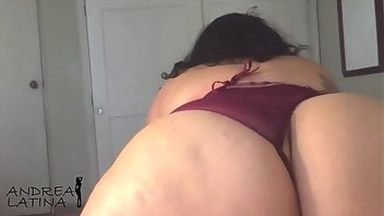 Thong Teen Latina Ass