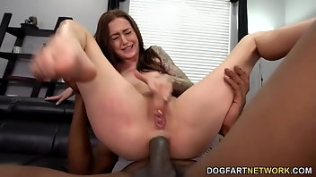 Exhibitionist Anal Interracial Rough