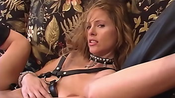 Leather Anal Babe MILF